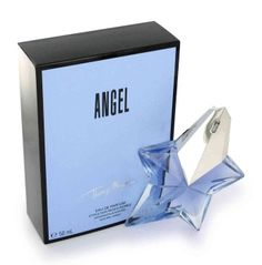 ANGEL by Thierry Mugler for Women Eau De Parfum Spray. Did not like this the first time I smelled it, but it grew on me.