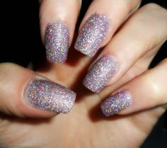 Models Own polish - northern lights from their wonderland collection #swatch