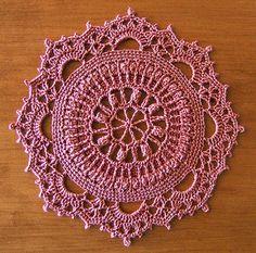 Ravelry: Doily # 6 pattern by Patricia Kristofferson