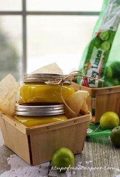 key lime curd & mascarpone tartlets | a cup of mascarpone