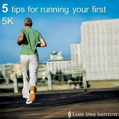 5 tips for your first 5K