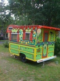 """Sharon Lambert's """"Gypsy Road Queen"""" from www.getawaygals.com"""