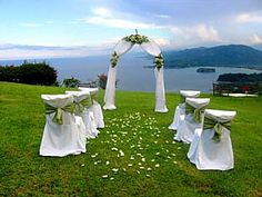 Small wedding in Jamaica -so romantic!