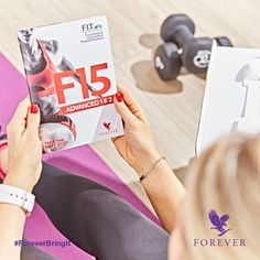 Weight loss program F15 from Forever Living, new and improved program, so easy to incoporate in your everyday life