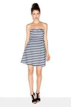 collection Naf Naf printemps/été 2013 Street Smart, Sexy, Strapless Dress, Spring Summer, Boutique, Collection, Casual, Week End, Haute Couture