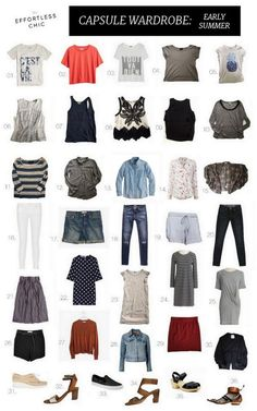 I laughed, I cried, I wore the same 36 pieces for the last two months. This capsule wardrobe experiment will go down in Effortless Chic history as one of the best things I have ever done personally on the site, so it seemed necessary to pay homage to it in one final round up. Here's what I …