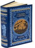 The Iliad and The Odyssey (Barnes & Noble Leatherbound Classics) Love these leatherbound classics editions