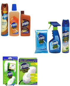 SC Johnson Germany Pronto - hard surface care and household wipes