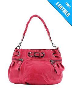 New York Bag by Pink Revolver Shoulder Bag, Purses, Revolver, Pink, Bags, Collection, Fashion, Handbags, Handbags