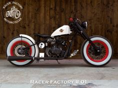 Hoolister / Cleveland CycleWerks Heist Classic Bobber