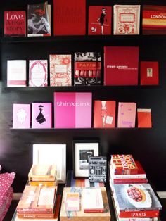 Janelle McCulloch's Library of Design: Diana Vreeland: Pink, Red & Tangerine Dreams