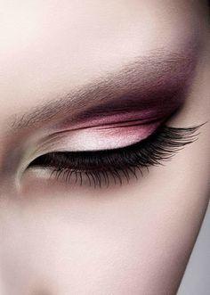 #beauty #makeup #eyeliner #mascara #inspiration