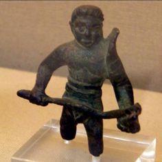 Retiarius (Szobor, Európa) - Hagyomány és múltidéző
