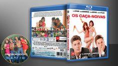 Os Caça-Noivas (Blu-Ray) - Capa   VITRINE - Galeria De Capas - Designer Covers Custom   Capas & Labels Customizados
