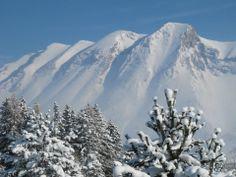 Le #Devoluy en Février 2012.  #Snow #Winter #Alps