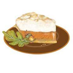 Sweet Potato Pie Slice Mary Lake-Thompson