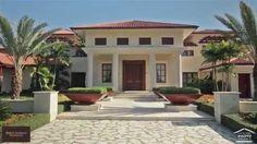 #Luxury Villa in #SeaHorseRanch, Cabarete, #Dominican Republic.  http://www.selectcaribbean.com/properties/cabarete/luxury-villas/caribbean-dream-villa-in-tropical-resort-for-sale/