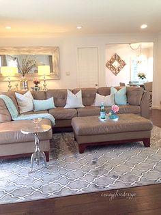 Crazy Chic Designs | Living Room Updates