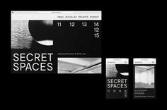 Secret Spaces - Exhibition