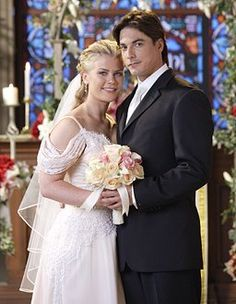 Sammy and Lucas married  -  NBC's Days of Our Lives