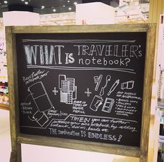 What is a travelersnotebook?