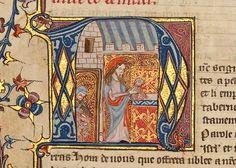 Bible. Publication date :  1301-1400 Type :  manuscript Language :  french