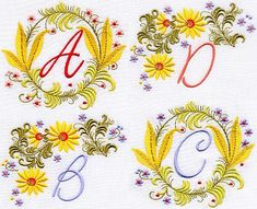 Free Embroidery Designs, Cute Embroidery Designs  $14.90  cuteembroidery.com