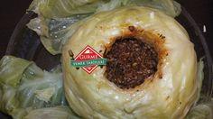 lahana dolması 4 Lahana Kapama Tarifi lahana #kapama