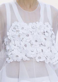 #Chloe Spring 2013 #Trend White #Details