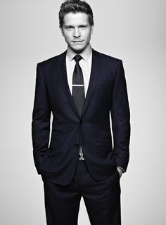 """Matt Czuchry. I've always hated Logan from Gilmore Girls, but I've always loved the actor. I've finally properly gotten into his show, """"The Good Wife."""""""