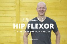3 Odd Hip Flexor Stretches That Will Give You Relief Immediately – If you sit a lot or are sore from your workouts, you need these hip . Hip Flexor Pain, Hip Flexor Exercises, Lower Back Exercises, Tight Hip Flexors, Hip Stretches, Hip Pain, Back Pain, Stretching, Health