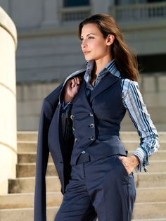 NAN suits in Barcelona # Barcelona # suits - business professional outfits for interview Androgynous Fashion, Tomboy Fashion, Suit Fashion, Work Fashion, Fashion Outfits, Womens Fashion, Fashion Design, Business Outfits, Office Outfits