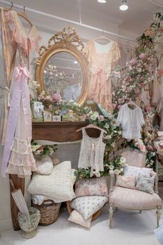 Today we write the second chapter of our magical story with the opening of our very enchanting NYC shop and new West Village home. Dream Rooms, Dream Bedroom, My New Room, My Room, Room Ideas Bedroom, Bedroom Decor, Casa Estilo Tudor, Fairy Bedroom, Fairytale Bedroom