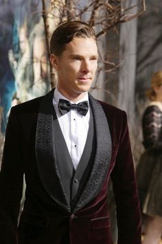 LA Premiere of 'The Hobbit: The Desolation of Smaug'  (Looking dapper)