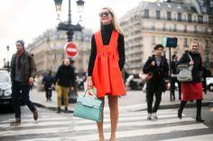 Para Natalie Joos el color tiene que ver más con un estado mental que con una mera cuestión estética: la consultora de moda lo utiliza para ilustrar que, con color, la vida sabe mejor.
