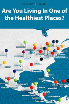 Where you #live may make a difference in how #healthy you are.