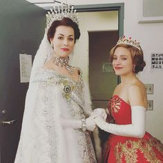Mother and Daughter! Tzarina and Grand Duchess! Two more shows with…