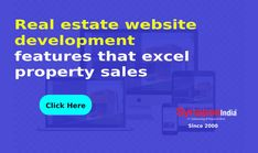 Excel property sales of your REAL ESTATE BUSINESS with professional WEBSITE DEVELOPMENT SERVICES.   SynapseIndia is here to improve your business functioning. Website Development Company, Professional Website, Real Estate Business, Property For Sale, Improve Yourself