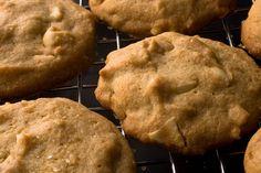 Triple-Peanut Peanut Butter Cookies Recipe - CHOW