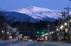 Where to eat, play, and stay in North Conway, New Hampshire North Conway New Hampshire, Play And Stay, Small Town America, Mount Washington, Thru Hiking, White Mountains, Forest Service, Appalachian Trail, United States Travel