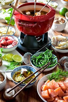 10 Alternate Uses for Your Fondue Pot   Fondue, Cooking meat