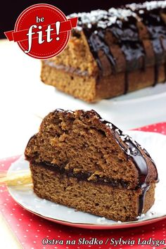 – BE FIT! dietary gingerbread, whole-grain gingerbread, fit gingerbread, fit cake, hot on a swe. Healthy Food Blogs, Healthy Cake, Vegan Cake, Healthy Desserts, Cooking Pork Roast, Cooking Pork Tenderloin, How To Cook Squash, Baking Recipes, Dessert Recipes