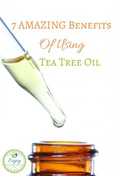 7 AMAZING benefits of tea tree oil: click image to see them all. Tea Tree Oil Uses, Tea Tree Oil For Acne, Oily Skin Treatment, Spot Treatment, Oils For Dandruff, Oil Benefits, Essential Oil Uses, Diffuser Blends, Oils For Skin