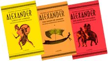 The Alexander trilogy, Valerio Massimo Manfredi. Just finished reading these