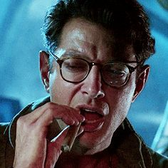 Jeff Goldblum Independence Day, Fly Guy, Daddy Long, Stud Muffin, Mind Over Matter, Doctor Strange, Bad Habits, Jurassic Park, The Magicians