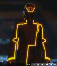 Awesome Clu armor!
