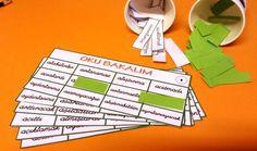 Games for Grade Students who Spell Reading Heceleyerek Okuyan Sınıf Öğrencileri İçin Oyunlar Games for Grade Students who Spell Reading - First Grade, Grade 1, Legoland, Classroom Activities, Spelling, Language, Student, Education, Math