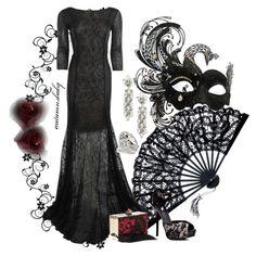 Masquerade - Polyvore