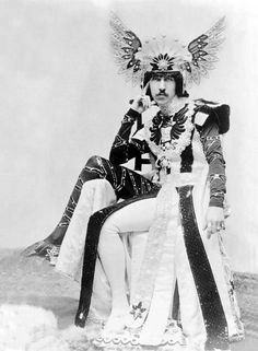 Dude, Where Did You Get Your Threads? Or The Sad Life Of Henry Cyril Paget