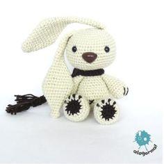 Inspiration - Crochet bunny